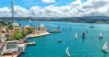Istanbul Bosphorus Spice Bazaar Tour