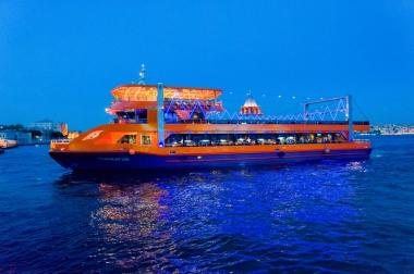 Turkey İstanbul Night Tour Boat